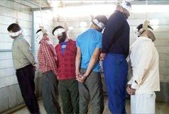 حرفهای تکاندهنده 6 جوان محکوم به اعدام پای چوبه دار