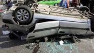 واژگونی سواری یک کشته برجا گذاشت