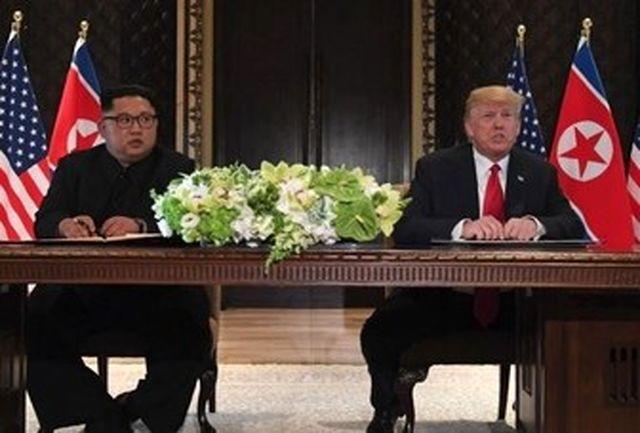 راز استفاده رهبر کره شمالی از خودکار اختصاصی در امضای سند مشترک!