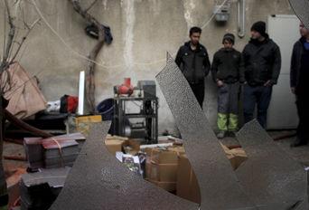 انفجار در خیابان وحدت اسلامی