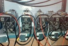 کشف ۱۳۱ دستگاه ماینر غیرمجاز در یک منزل مسکونی