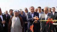 افتتاح 100 کیلومتر آسفالت راههای اصلی غرب جزیره قشم