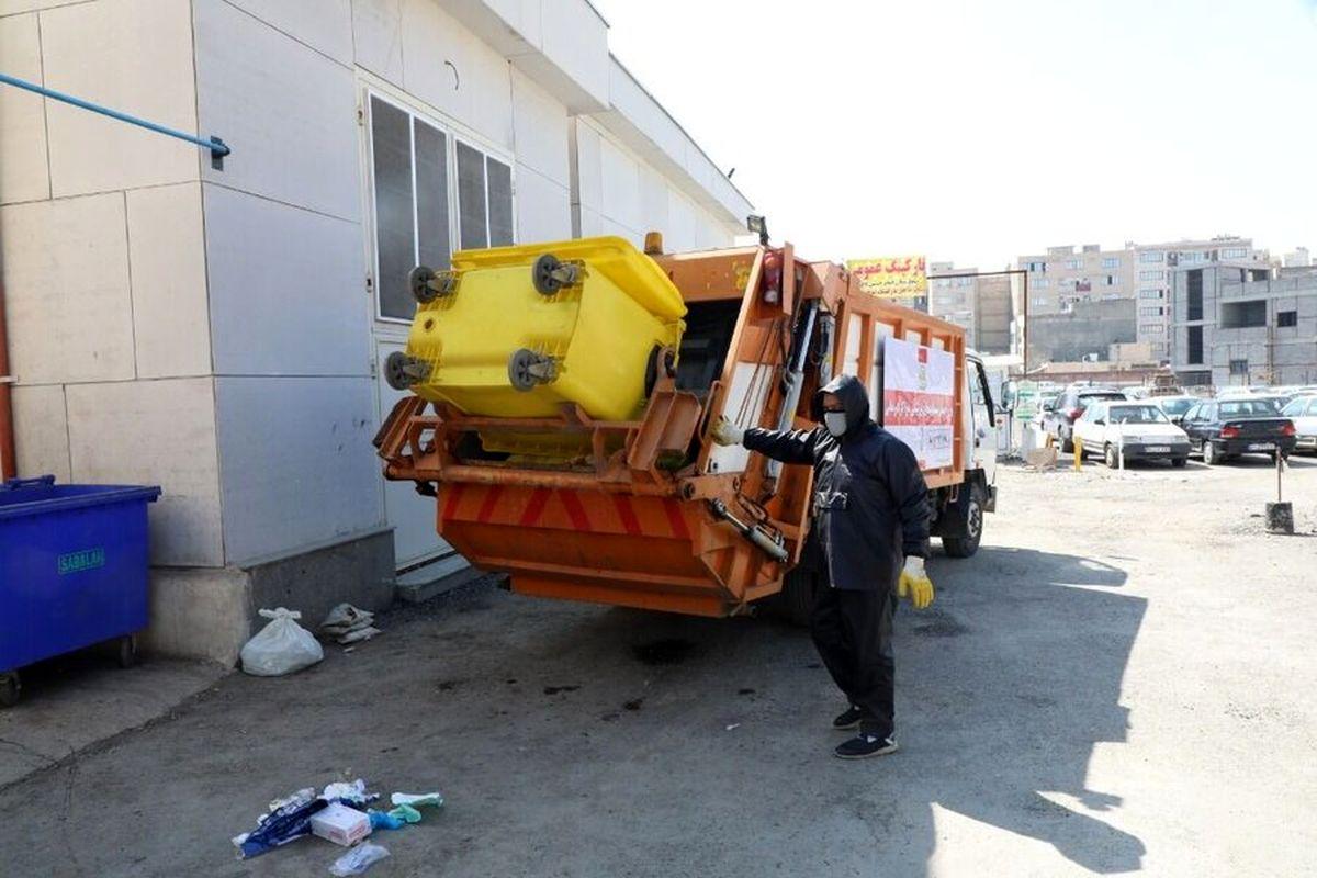 افزایش تولید پسماندهای عفونی در کرج  / دفن زباله های پرخطر با رعایت کامل پروتکل ها
