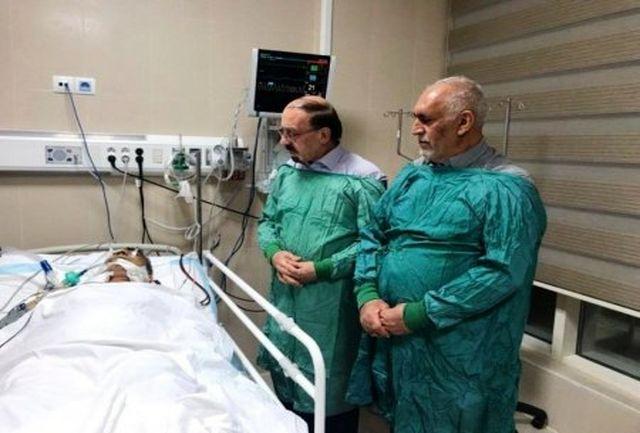 چهره ماندگار و پدر پیوند کبد ایران به کرونا مبتلا شد