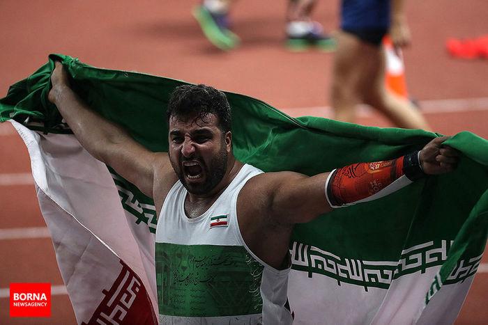 آخرین وضعیت ستاره المپیکی ایران که کرونا گرفته است