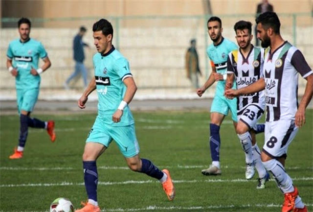 حریف تیم فوتبال شهید قندی یزد در جام حذفی مشخص شد