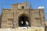 بازسازی ارگ تاریخی روستای اعلاء سمنان