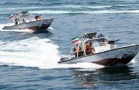 توقیف سه قایق کویتى در ماهشهر و دستگیری 9 نفر