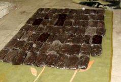 225 کیلوگرم تریاک در شهرضا کشف شد