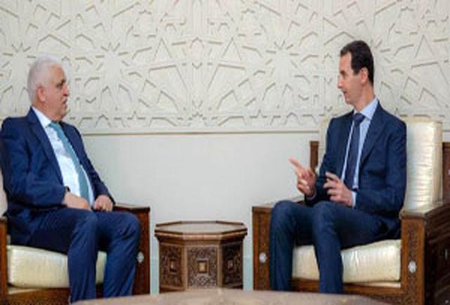 رای الیوم: الفیاض حامل پیام مهم عربستان سعودی برای اسد بود