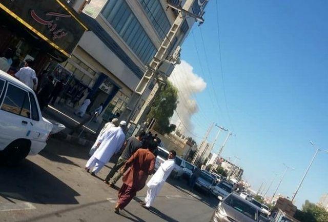 جزییات حمله تروریستی  در چابهار