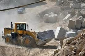 استخراج 138هزار تن مواد معدنی در استان سمنان