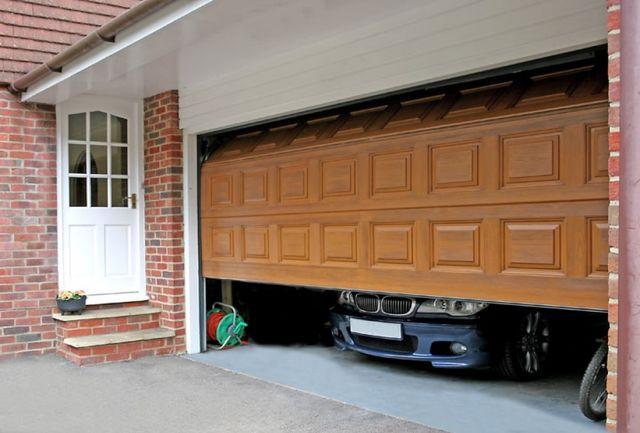 درب اتوماتیک پارکینگ تلفیقی از مدرنیته و امنیت
