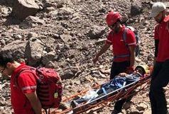 پیدا شدن فرد مفقود شده در ارتفاعات کبیرکوه ایلام