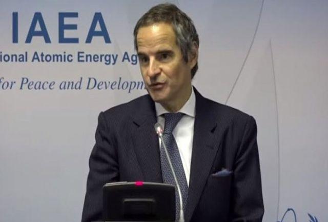 اظهارات مدیر کل آژانس بینالمللی انرژی اتم در خصوص همکاری ایران با آژانس