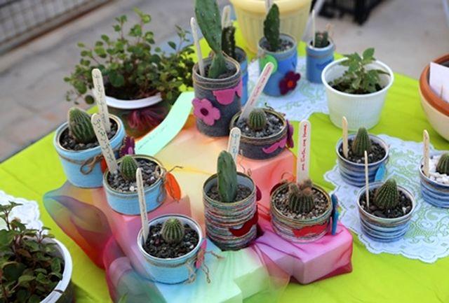جشنواره گل و گیاه آپارتمانی در آب منطقه ای استان هرمزگان برگزار شد.