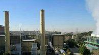 واحد دوم مولد برق 37.5 مگاواتی بخار نیروگاه اصفهان وارد مدار تولید شد