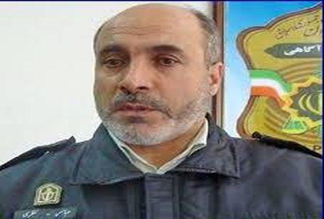 دستگیری یک کلاهبردار در خرم آباد