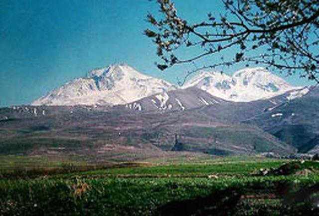 کوه بینالود در استان خراسان رضوی