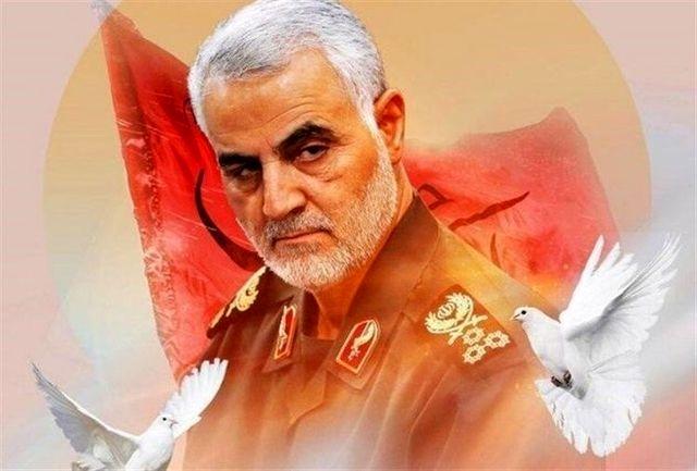خون حاج قاسم سلیمانی و غلبه بر هیمنه پوچ استکبار