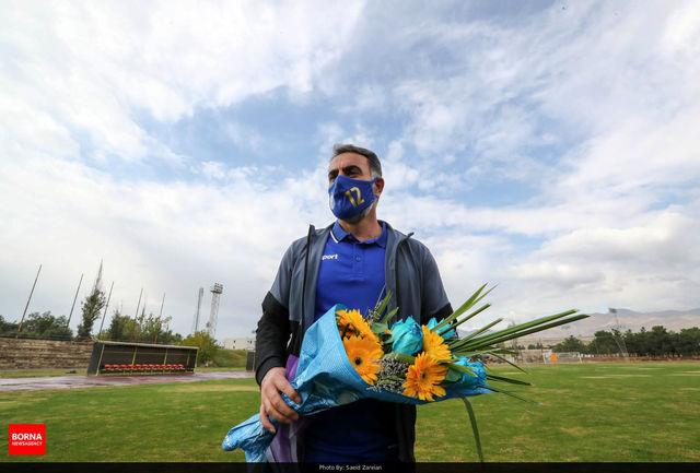 راز ماسک سرمربی جدید استقلال چیست؟ + عکس