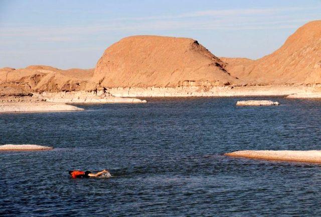 ناتوانی در صید مروارید گردشگری از دریاچه لوت
