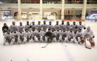 صعود تیم ملی هاکی روی یخ بانوان به فینال رقابتهای باشگاهی امارات