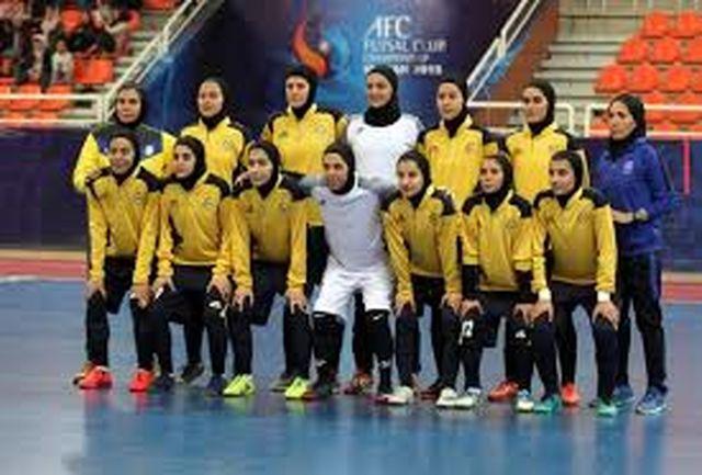 پیروزی بانوان نامی نوی اصفهان بر پارس آرای شیراز