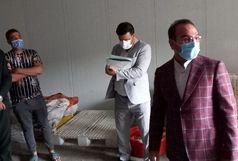 کشف 9 تن آلایش دامی غیرمجاز در کهریزک/ ۳ سردخانه پلمب شد