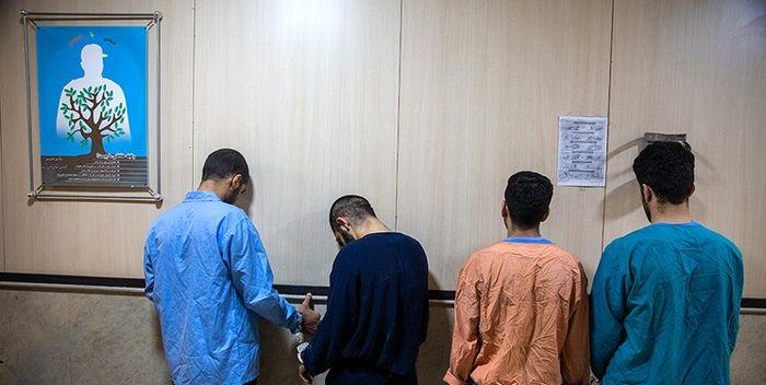 دستگیری 4 شرور در زاهدان