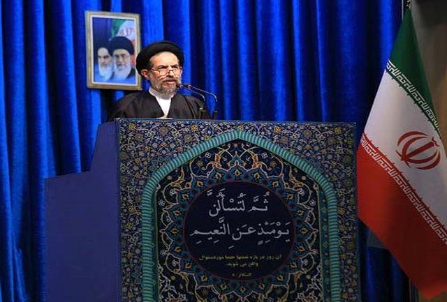 امام جمعه موقت تهران و وزیر آموزش و پرورش به تماشای رسول نشستند