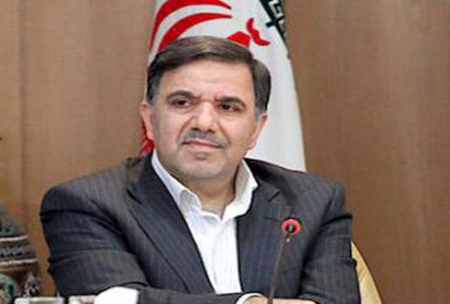 سفر وزیر راه و شهرسازی به البرز