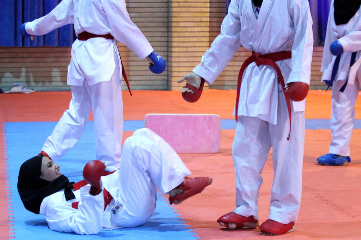 سهمیه المپیک حق علیپور است/ از دست رفتن یک فرصت برای خانواده کاراته ناراحت کننده بود