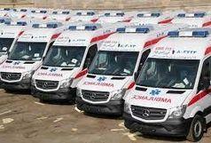 1000 دستگاه آمبولانس و 20 دستگاه اتولانس به ناوگان اورژانس کشور اضافه می شود
