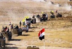 ضربه شست 'حشدالشعبی' به داعش در مرز سوریه