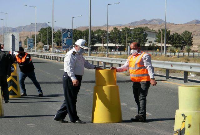 طرح ممنوعیت تردد خودروها - بوشهر