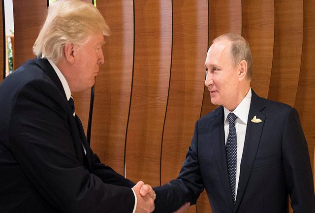 ترامپ و پوتین ۱۱ نوامبر در پاریس دیدار میکنند