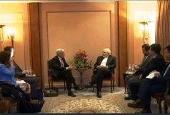 ظریف با رئیس سازمان امنیت استرالیا دیدار کرد