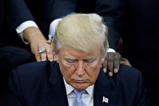 حکم جلب ترامپ از سوی ایران صادر شد