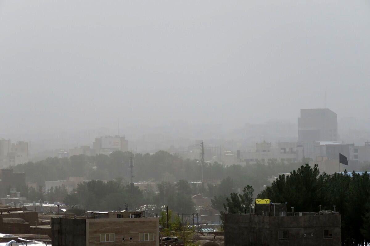 افزایش روزهای ناسالم هوا در خراسان جنوبی