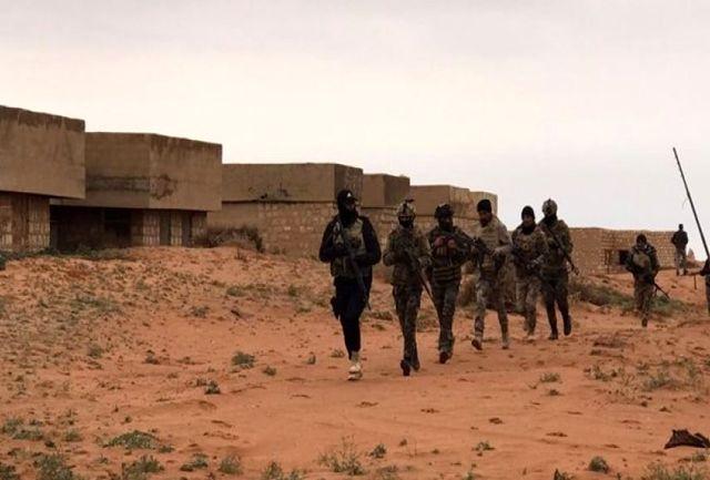 یک فرمانده داعش دستگیر شد