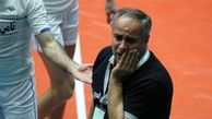 قوچاننژاد: بچهها خسته، بیانگیزه و والیبال زده شدهاند!