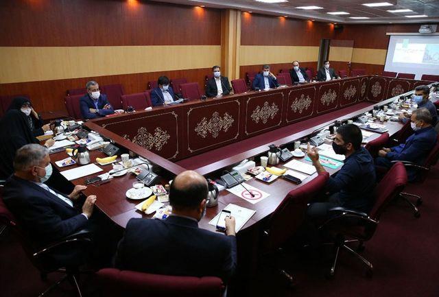 علیرضا دبیر در جلسه هیأت اجرایی کمیته ملی المپیک شرکت کرد