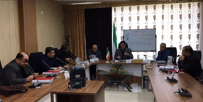 هیات رییسه سال سوم شورای شهر خرمشهر مشخص شد