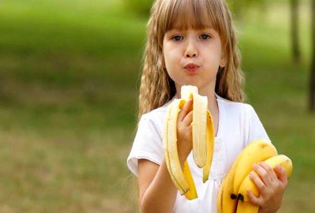 کودکان از چندسالگی میتوانند موز بخورند؟