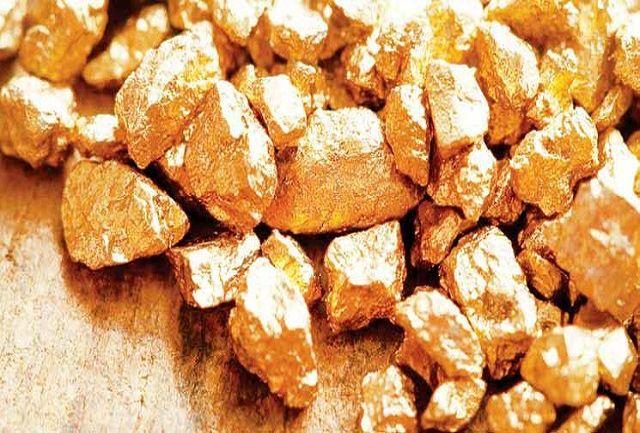 تولید ۱۶۲ کیلوگرم شمش طلا در مجتمع طلای موته