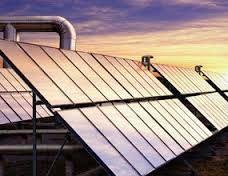 راه اندازی نیروگاه خورشیدی در مخابرات شهرستان تفت