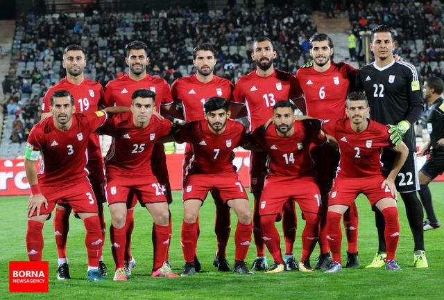 برنامه زمانبندی مسابقه تیم ملی ایران با مالی اعلام شد