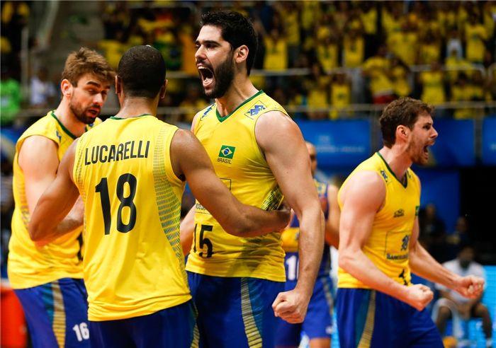 برزیل میزبان مرحله نهایی لیگ جهانی والیبال شد