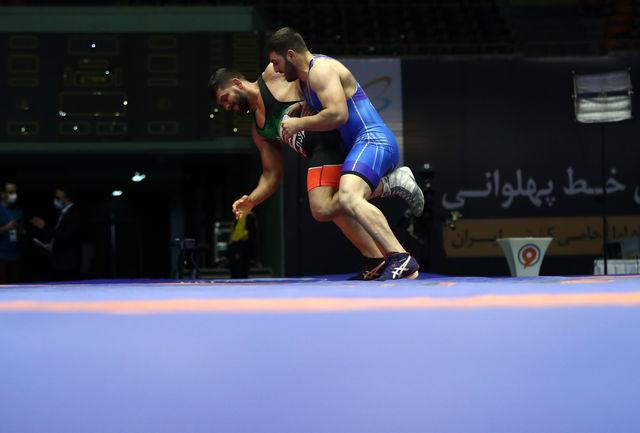 دانشگاه آزاد اسلامی مقابل احتشام گستر کارون به پیروزی رسید